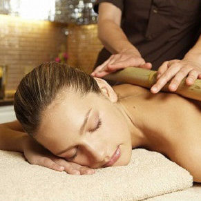 Oriental Warm Bamboo Therapy Massage
