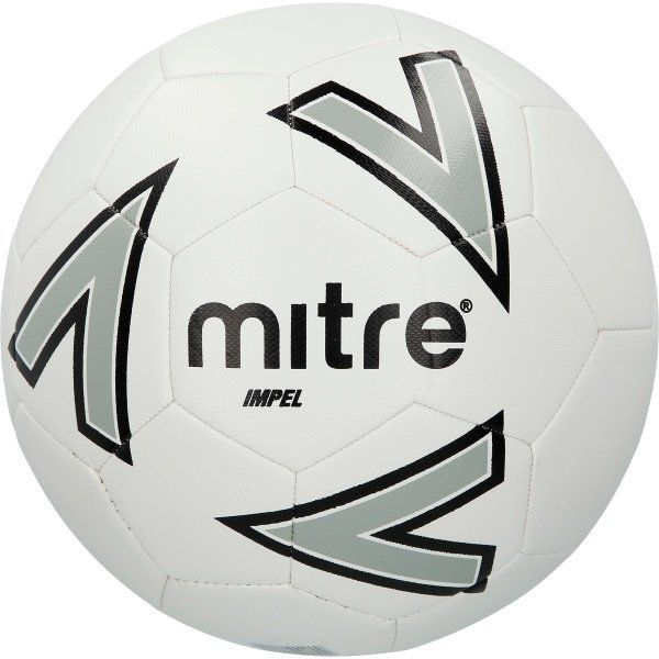 Z) Mitre Impel Training Ball White