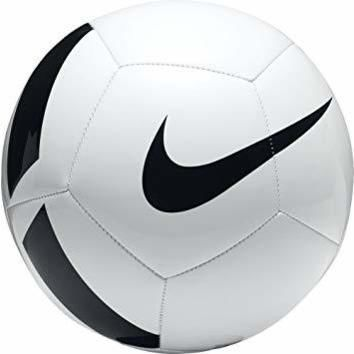 Z) Nike Pitch Team Training Ball White