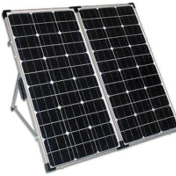 Waterproof 200W Folding Solar Panel Kit