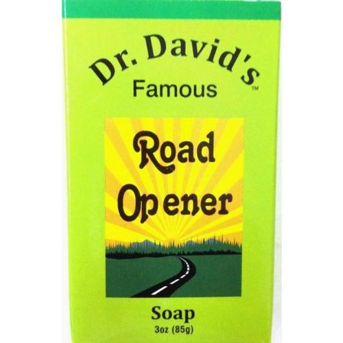 Dr. David's Road Opener Soap