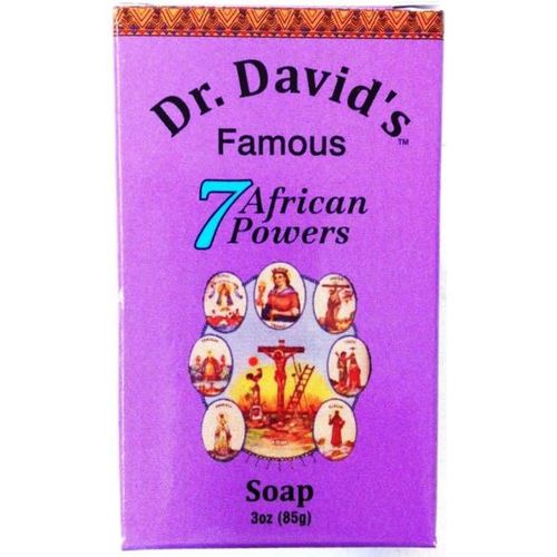 Dr.David's 7 African Powers Soap