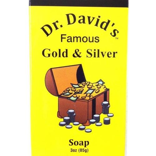 Dr.David's Gold & Silver Soap