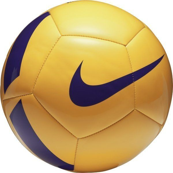 Z) Nike Pitch Team Training Ball Yellow