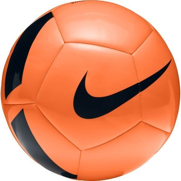 Z) Nike Pitch Team Training Ball Orange