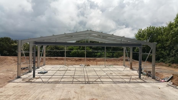 What is Steel Frame Construction?