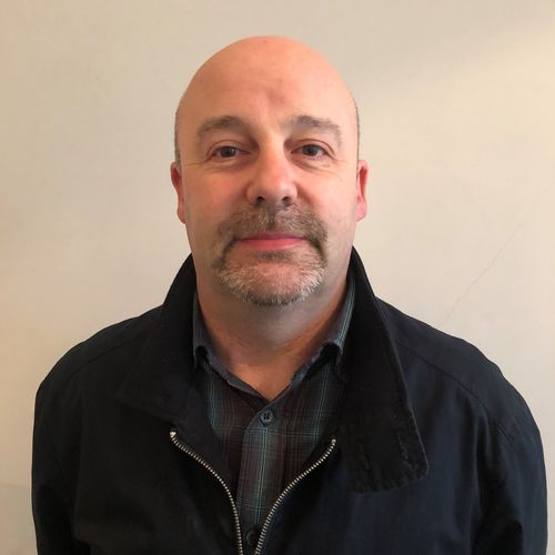 Mark Richardson - Housekeeper & Catering Assistant