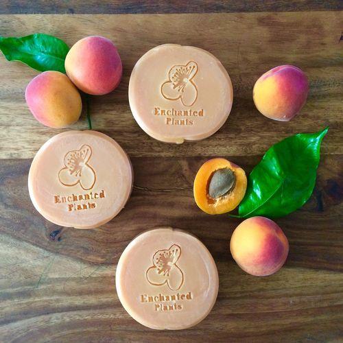 Apricot Facial Soap
