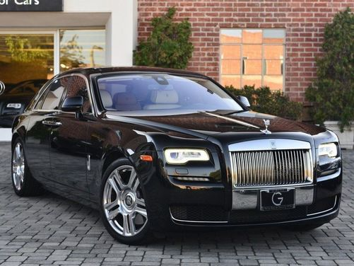 Rolls Royce Ghost Series 1 and 2