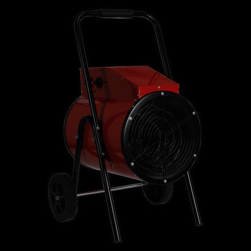 15kW Industrial Fan Heater 415V 3ph - Sealey - EH15001