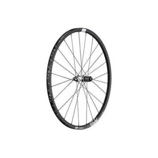 DT Swiss CR 1600 Spline Clincher Disc Brake 700c Shimano Rear Wheel