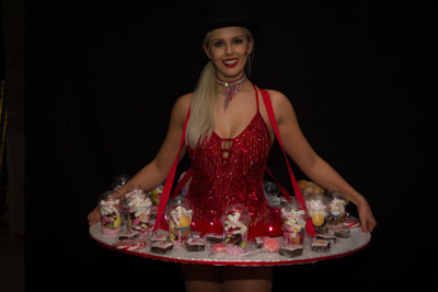Canape Tray Hostesses
