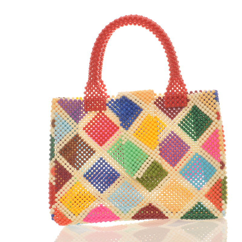 Hand Made Bead Bags