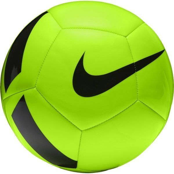 Pack of 24 Green Nike Pitch Team Footballs
