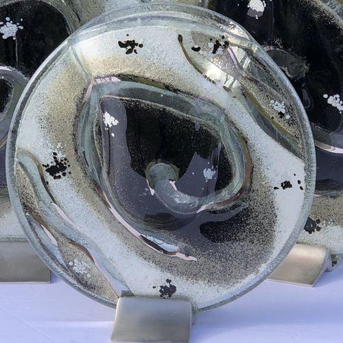 Platinum Round Vase