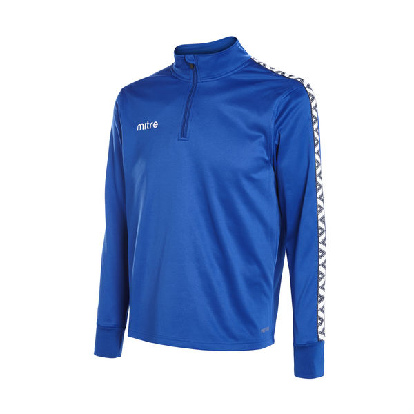 CTFC DELTA QUARTER ZIP TOP
