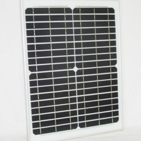 20W Solar Panel Kit