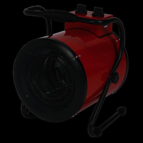 5kW Industrial Fan Heater 415V 3ph - Sealey - EH5001