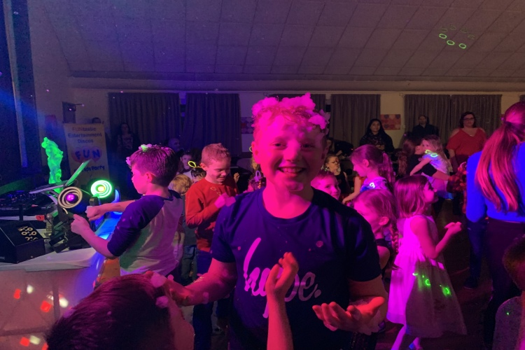 School Disco with Party  Entertainer