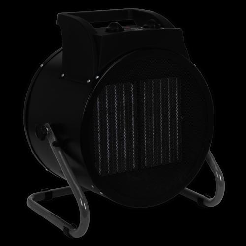 9000W Industrial PTC Fan Heater 415V 3ph - Sealey - PEH9001