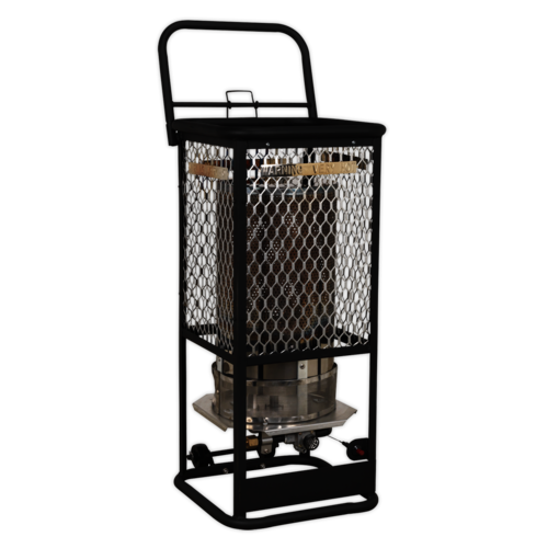 Space Warmer® Industrial Propane Heater 125,000Btu/hr - Sealey - LPH125