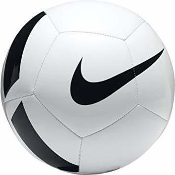 Bundle of 10 White Nike Pitch Team Footballs