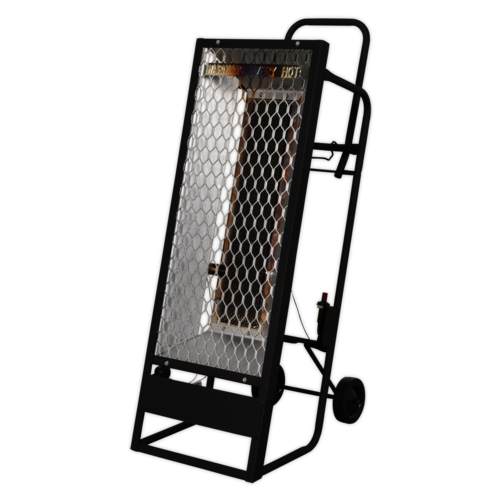 Space Warmer® Industrial Propane Heater 35,000Btu/hr - Sealey - LPH35