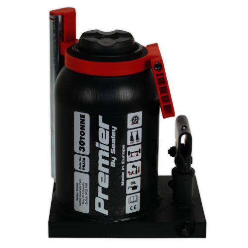 Premier Bottle Jack 30tonne - Sealey - PBJ30