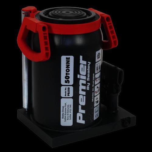 Premier Bottle Jack 50tonne - Sealey - PBJ50