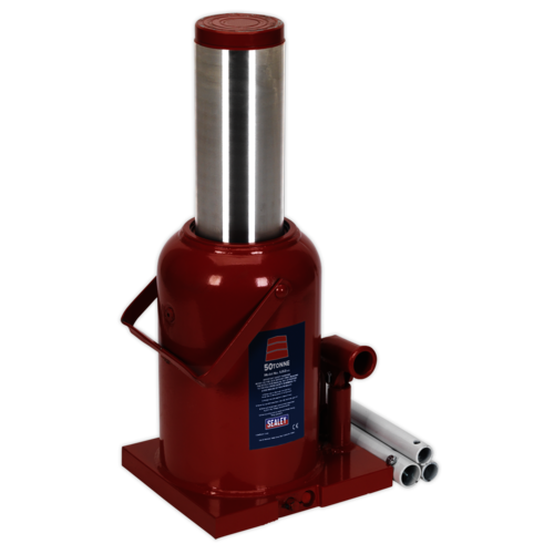 Bottle Jack 50tonne - Sealey - SJ50