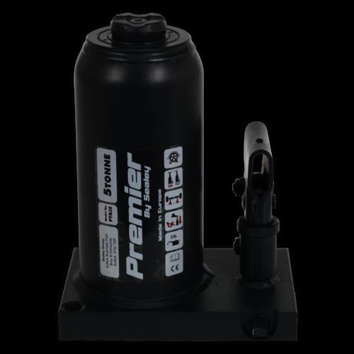 Premier Telescopic Bottle Jack 5tonne - Sealey - PTBJ5