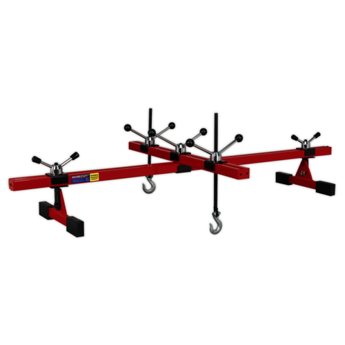 Engine Support Beam with Cross Beam 500kg Capacity - Sealey - ES601