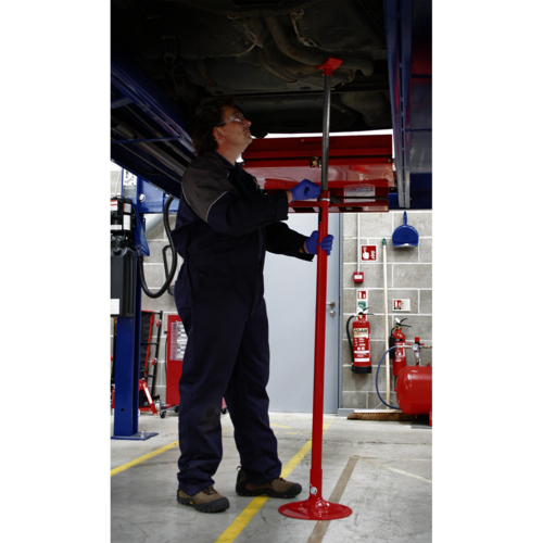 Exhaust Support Stand 750kg Capacity - Sealey - ES750