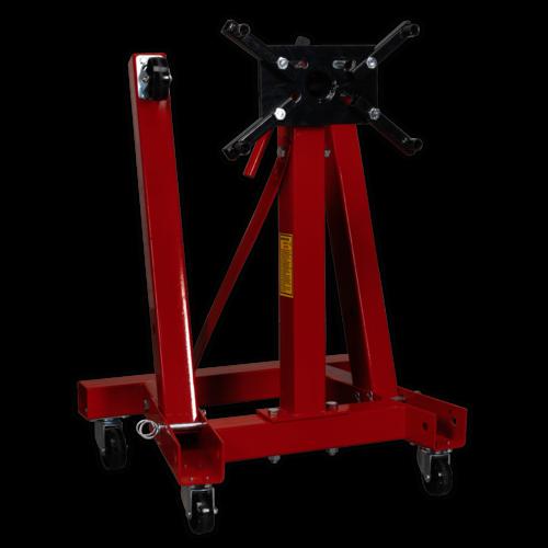 Folding Engine Stand 900kg - Sealey - ES900F