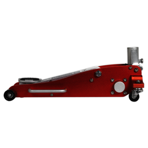 Trolley Jack 1.8tonne Low Entry Aluminium Rocket Lift - Sealey - RJA1800