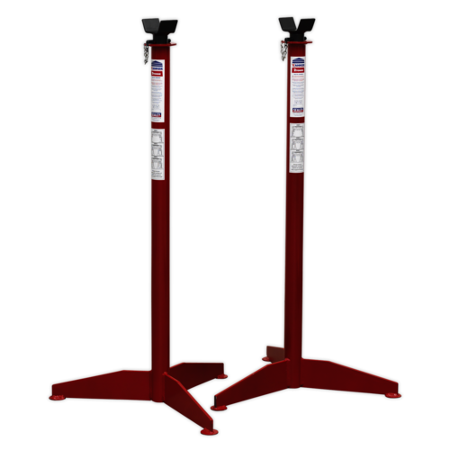 High Level Supplementary Support Stand 2tonne Capacity - Sealey - AS2000HS