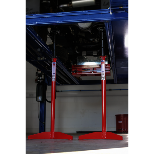 High Level Supplementary Support Stand 4tonne Capacity - Sealey - AS4000HS
