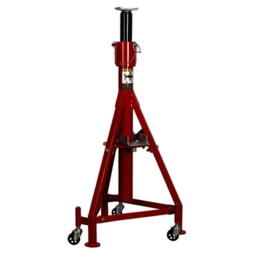High Level Commercial Vehicle Support Stand 5tonne Capacity - Sealey - ASC50