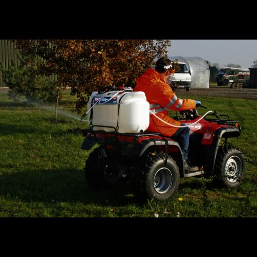 Broadcast/Spot Sprayer 98ltr 12V - Sealey - SS98