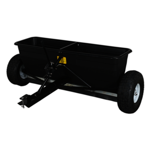Drop Spreader 80kg Tow Behind - Sealey - SPD80T