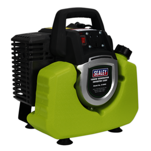 Generator Inverter 1000W 230V - Sealey - G1000I