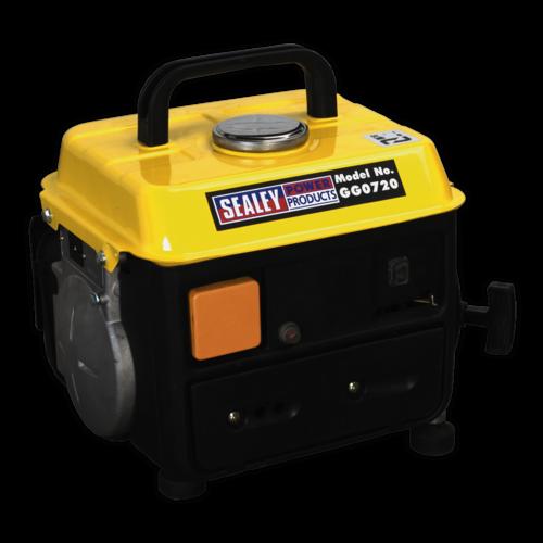 Generator 720W 230V 2hp - Sealey - GG0720