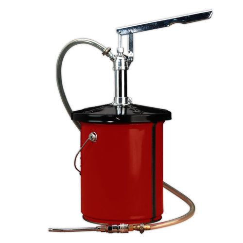 Chassis Lube Filler Pump 12.5kg Extra Heavy-Duty - Sealey - AK456