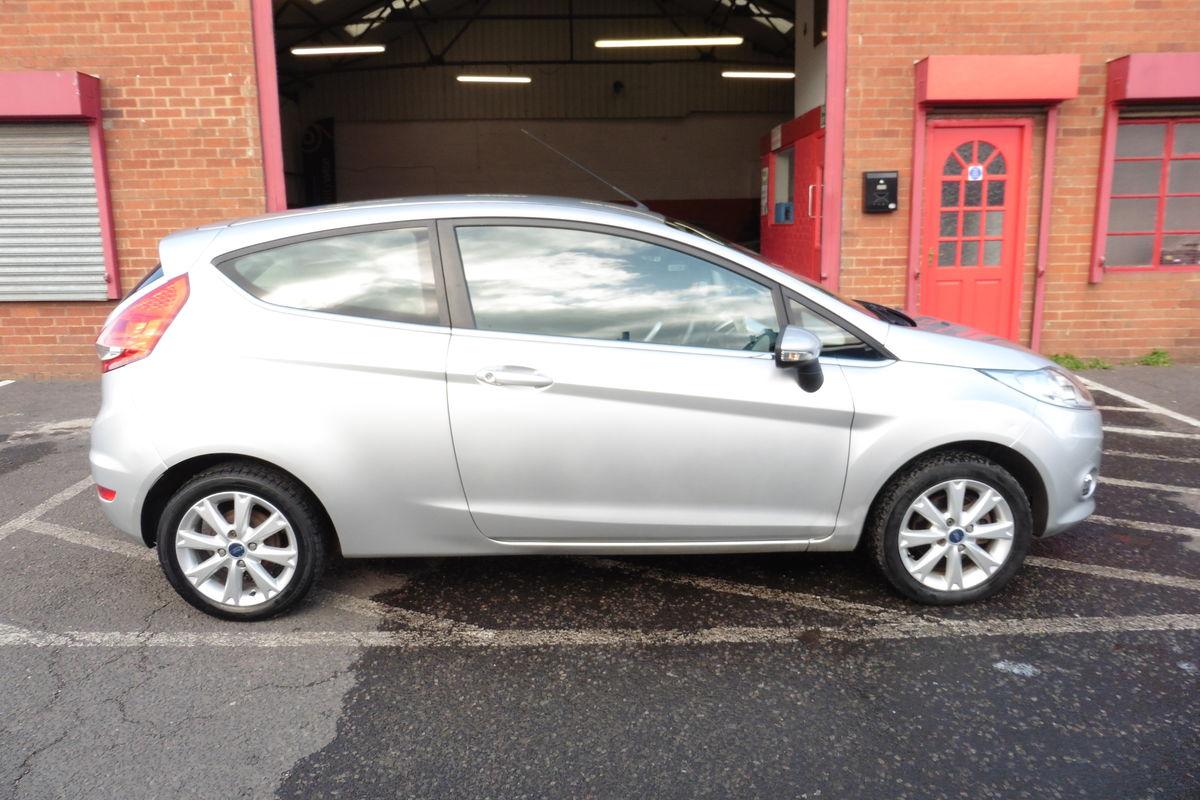 Ford Fiesta 1.4 TDCi Zetec 3dr - Cheap Insurance - Cheap Tax