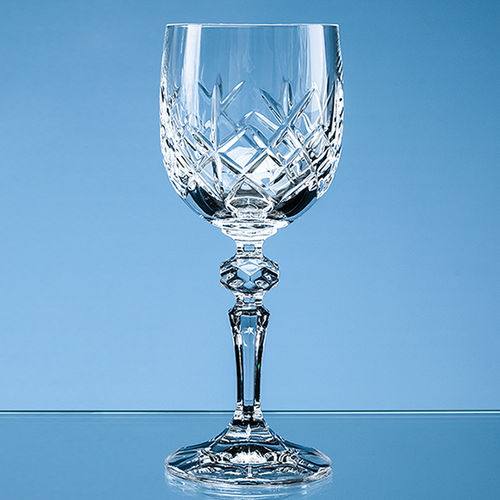 170ml Flamenco Crystalite Full Cut Wine Glass