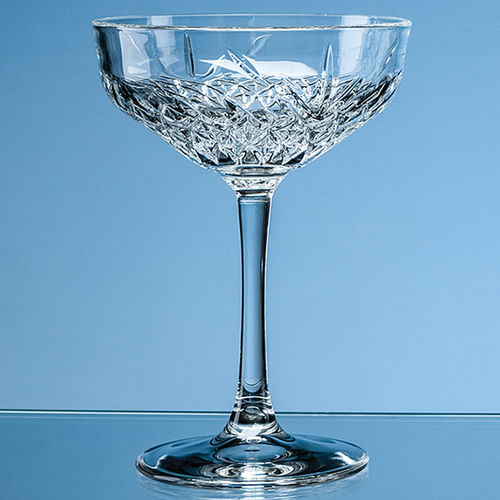 550ml Creative Bar Full Cut Gin Glass