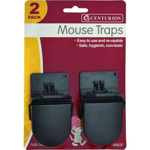 Plastic Rodent Traps