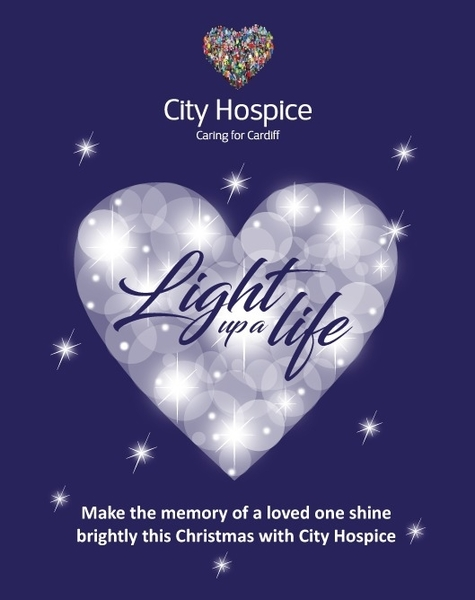 Light up a Life @ City Hospice Cardiff