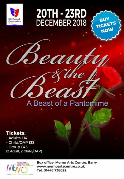Beauty and the Beast - BillBoard Ensemble