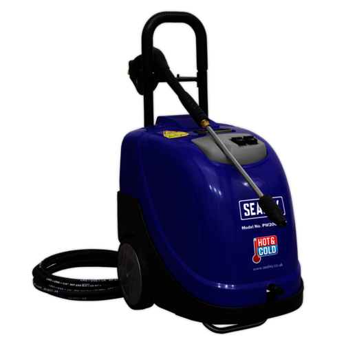 Hot Water Pressure Washer 135bar 230V - Sealey - PW2000HW